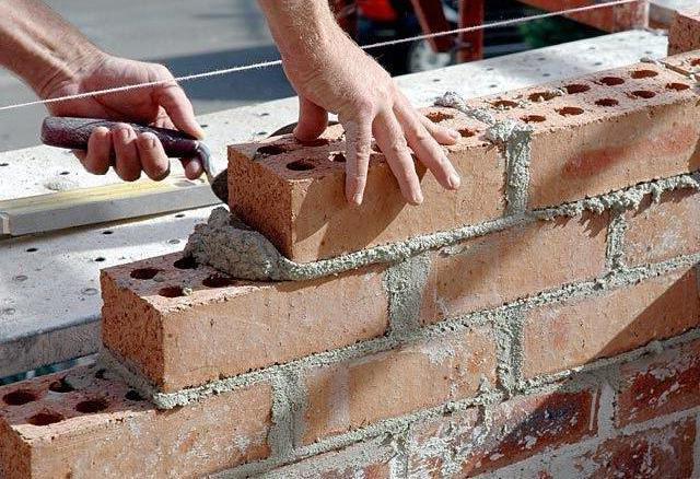 цементно-известковый раствор кладочный пропорции