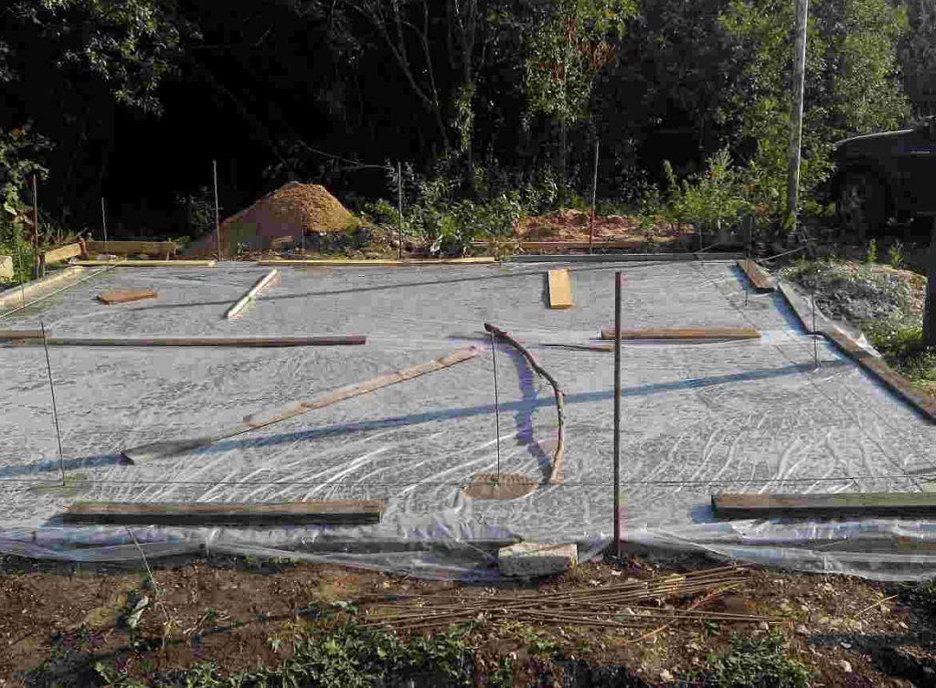 уход за бетоном летом в жаркую погоду