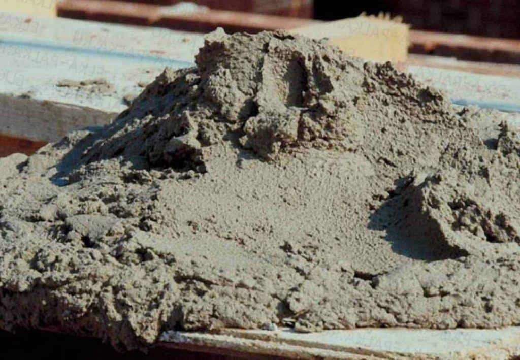 виды и пропорции пескобетона м300