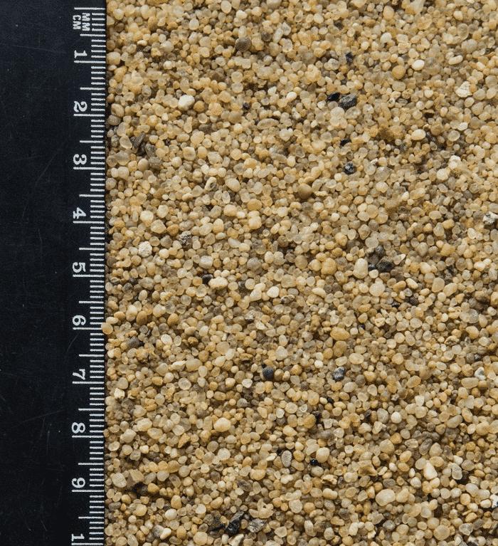 выбор фракции песка для приготовления пескобетона