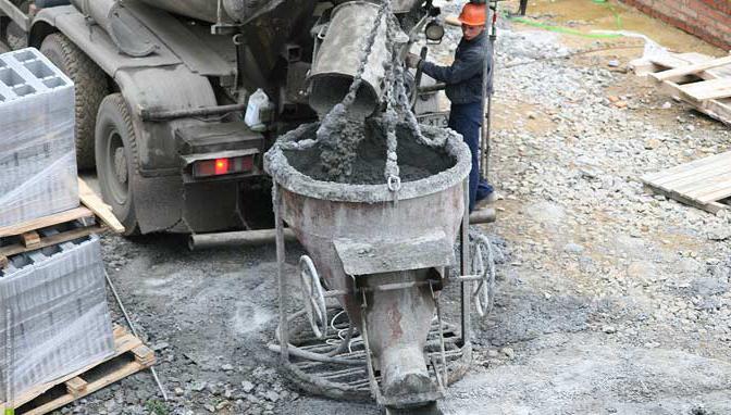 бадья для бетона что это
