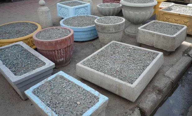 бетонные цветочницы своими руками