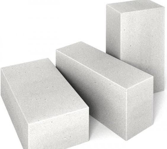 блоки газобетона Д500