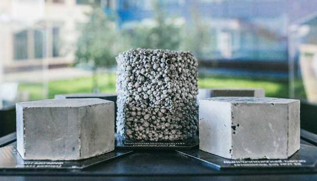 характеристики высокопрочных бетонов