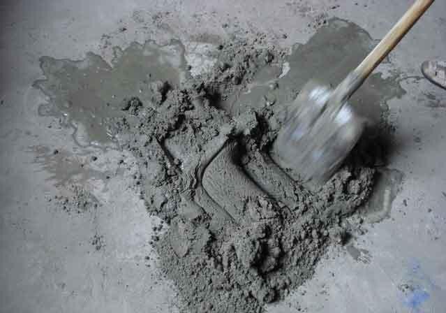 как должен твердеть бетонный раствор