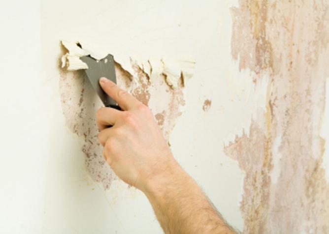 как наносить бетоноконтакт на побелку