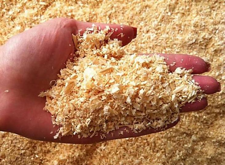 какие опилки используются в производстве опилкобетона