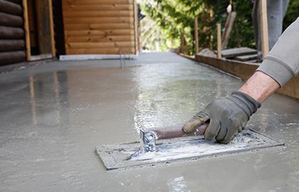 какой нужен бетон для стяжки пола