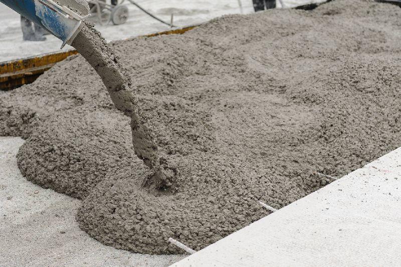 набор прочности бетоном