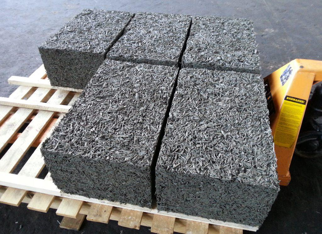опилкобетон как строительный материал