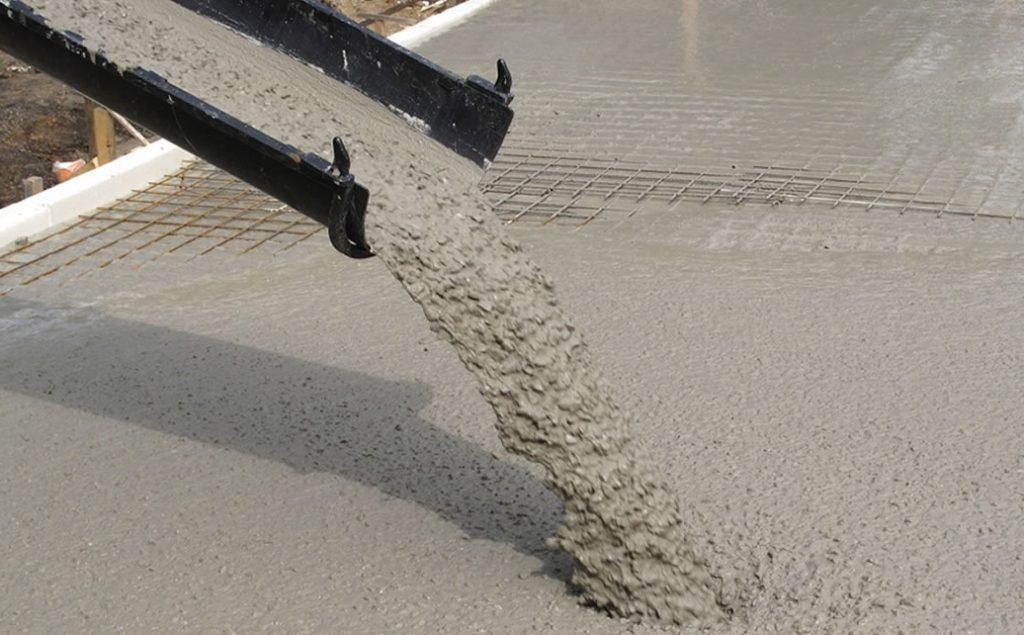 определение объемного веса бетона