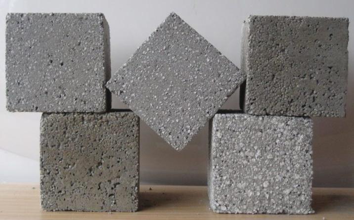 вес мокрого бетона