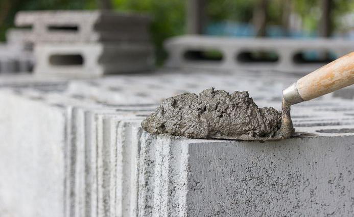 особенности работы с жестким бетоном