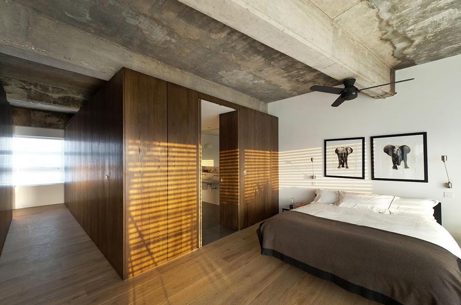 отделка бетонного потолка в квартире