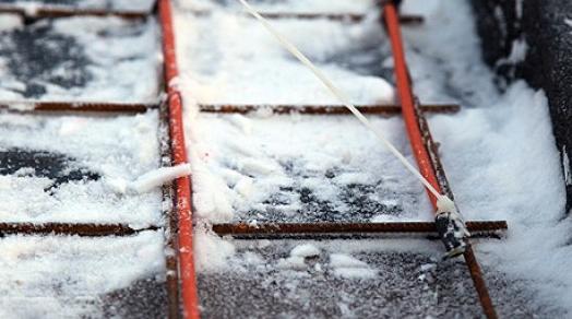 правила зимнего бетонирования