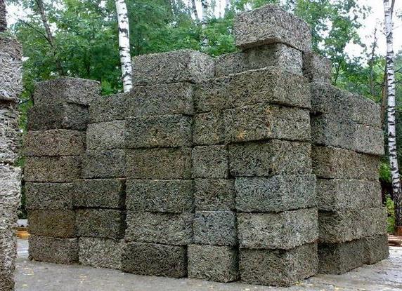 преимущества арболита как строительного материала