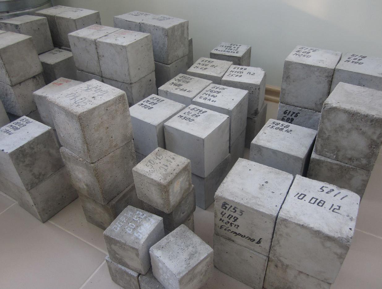 Структуры бетона виды сертификация бетонов