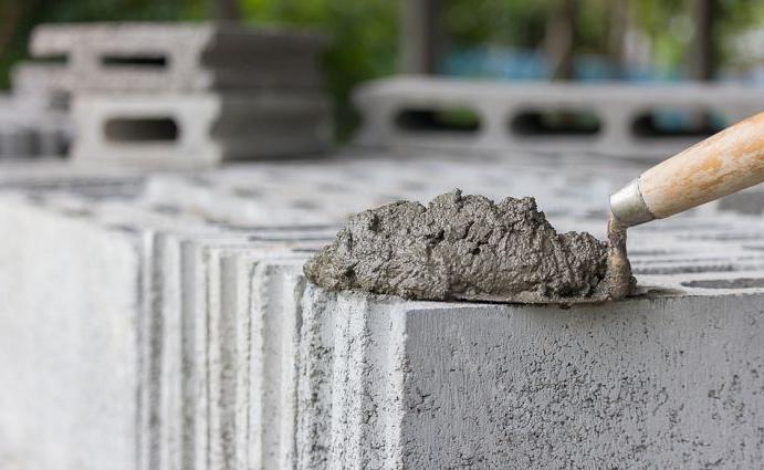 сколько нужно цемента на 1 м3 бетона