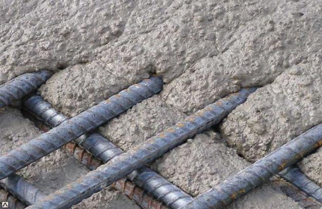 смеси тяжелого бетона применение