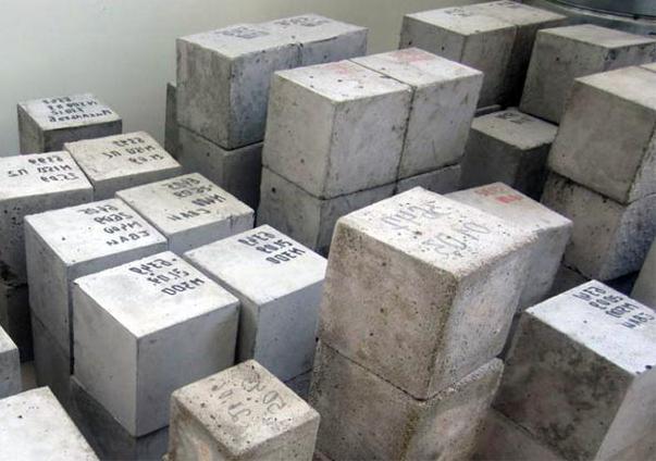 таблицы для определения удельного веса бетонного раствора