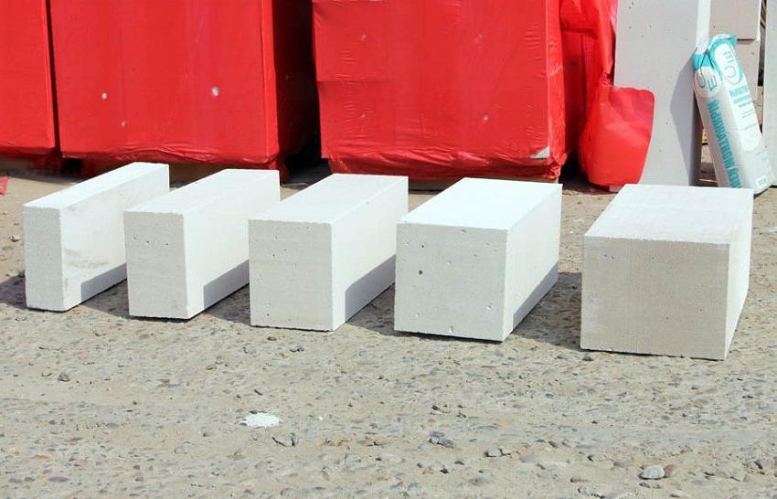технические характеристики газобетонных блоков