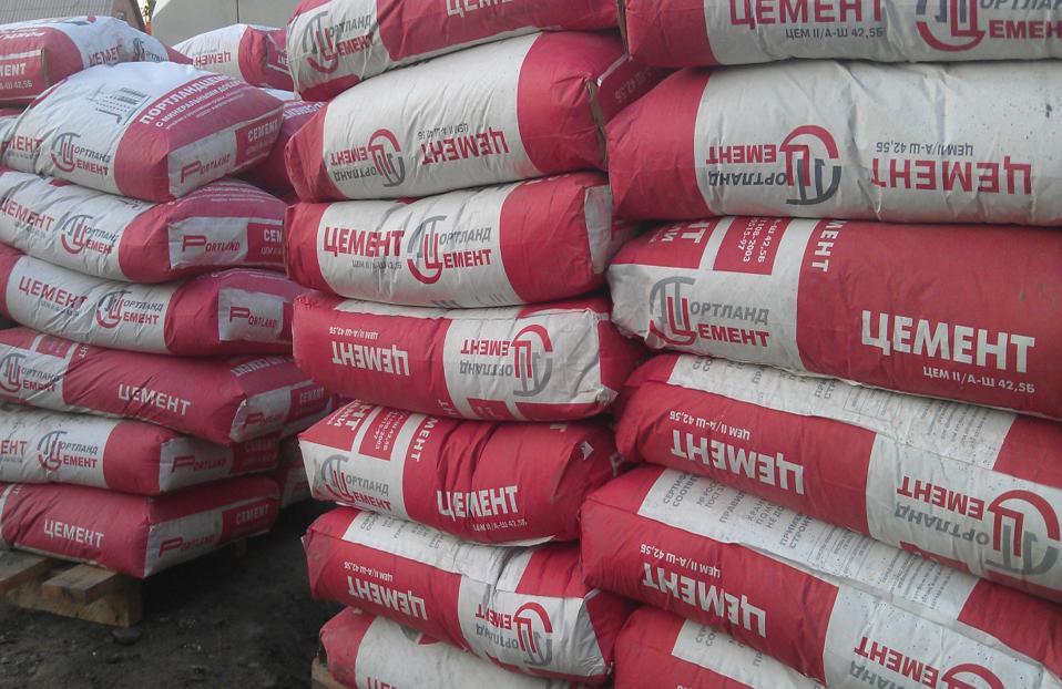 цемент готовый для стяжки