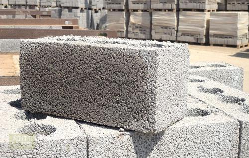 вес керамзитных блоков