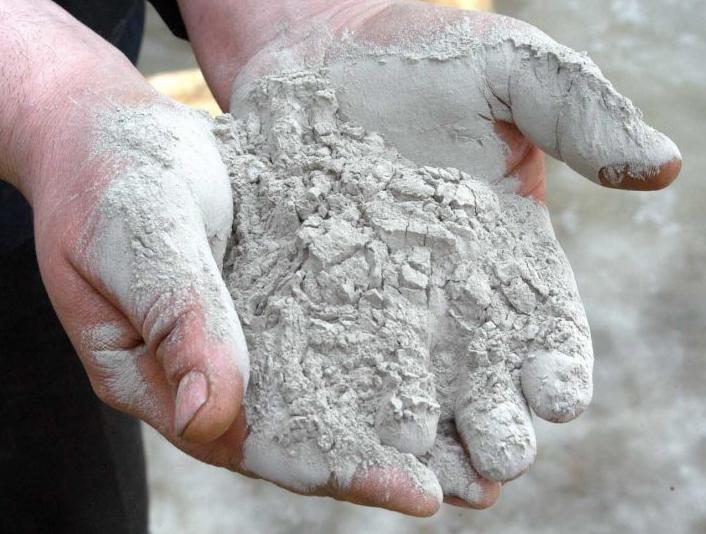 виды готовых смесей для бетона