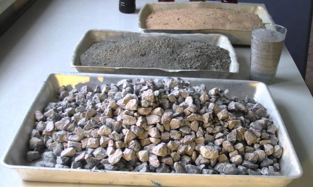 высокопрочный бетон состав