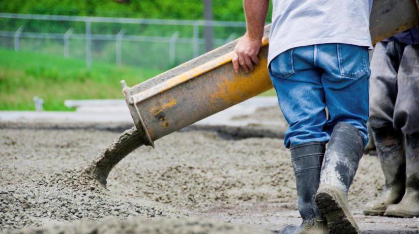 жесткость бетонной смеси что это