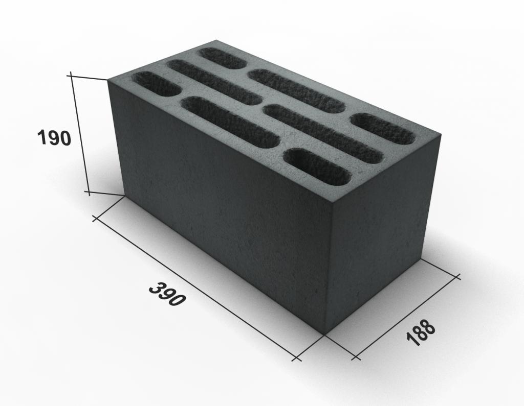 что представляют собой керамзитобетонные блоки