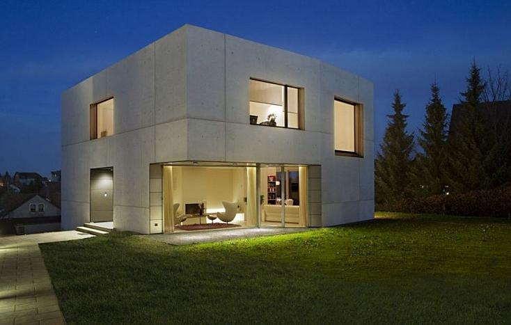 готовый дом из жби