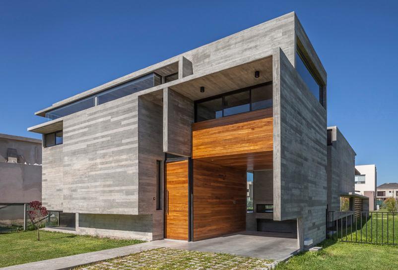 готовый дом из железобетонных плит