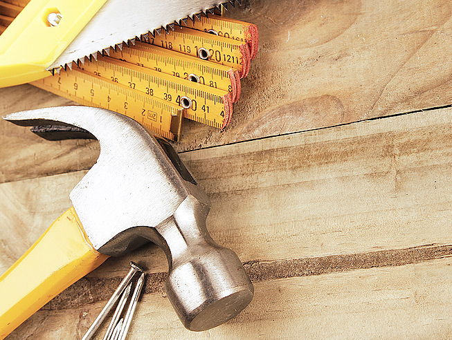 инструменты и материалы для монтажа паркета