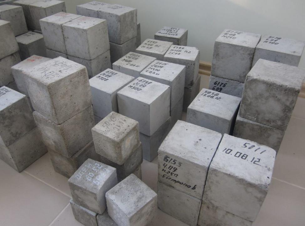 испытания бетона на прочность