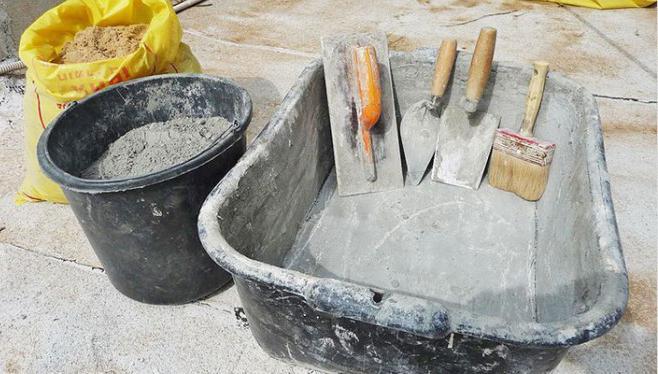 как и из чего делают бетон