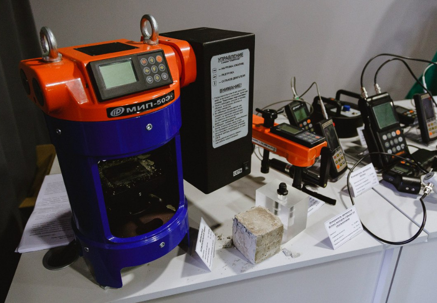 какие бывают измерители прочности бетона
