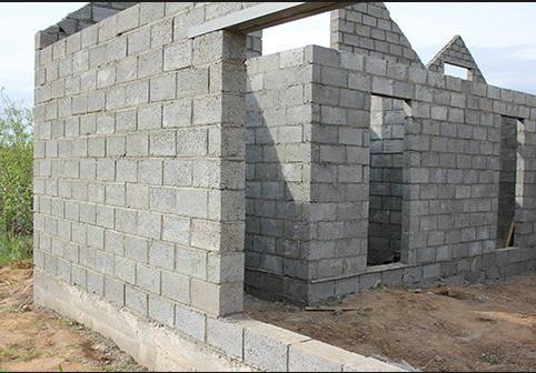керамзитобетон строительство стен