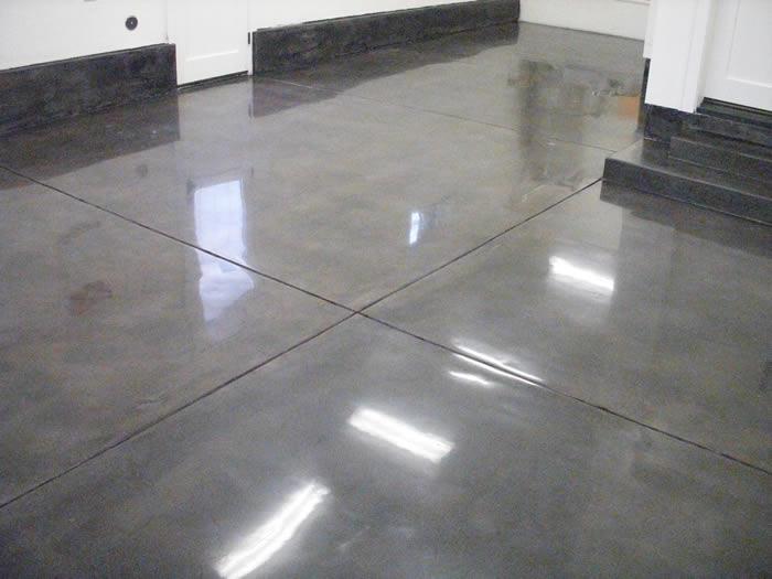 покрытие полов из бетона пропитками