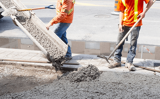 правила производства бетона своими руками