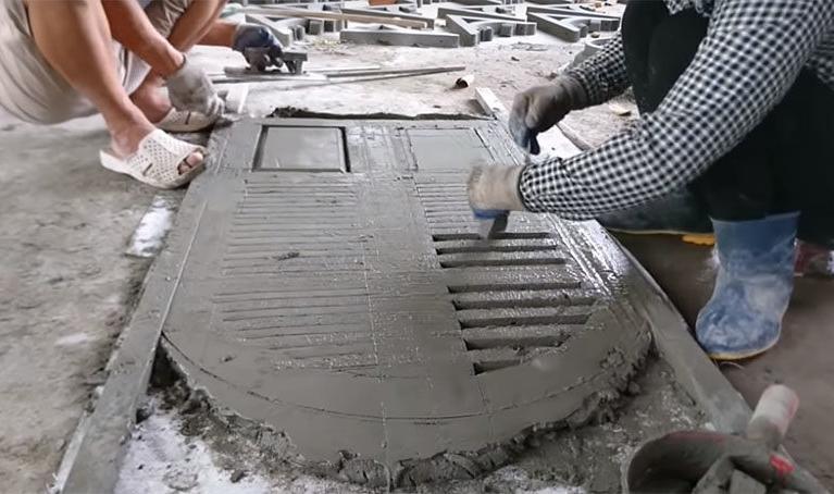 правила производства бетона