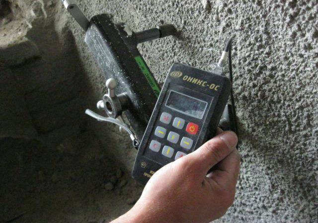 прибор для проверки прочности бетона
