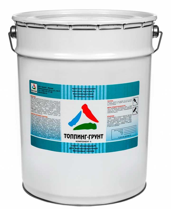 топпинг грунт для бетона