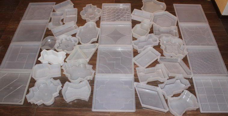 формы для отливки бетона