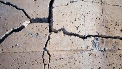 как и почему разрушается бетонный пол