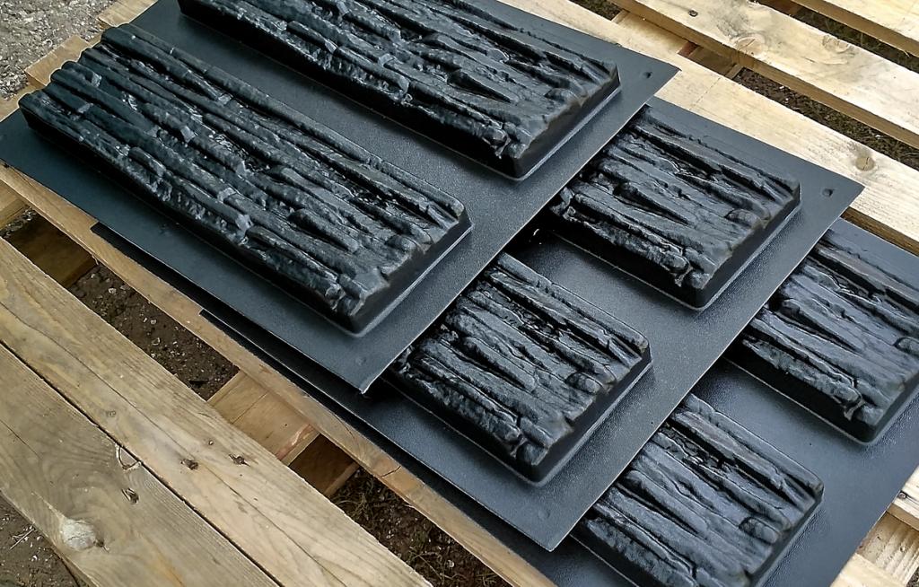 какие бывают формы для бетона из пластика