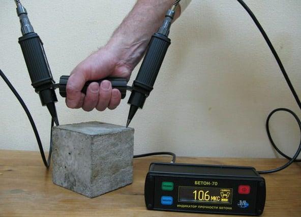методы исследования бетона
