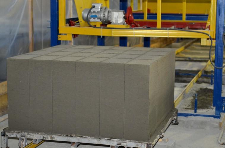 мини производство газобетонных блоков