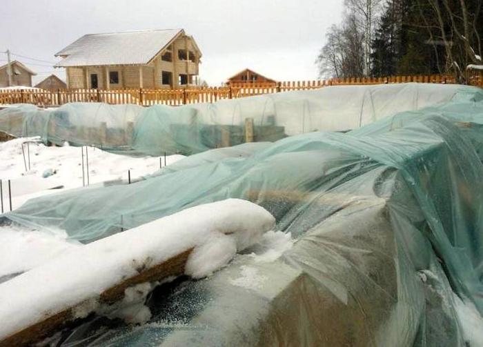 обогрев бетона зимой при минусе