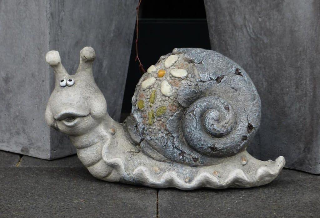 оригинальные поделки из цементного раствора